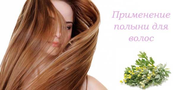 отвар, настойка полыни для роста и от выпадения волос