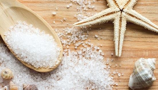 морская соль для волос, фото