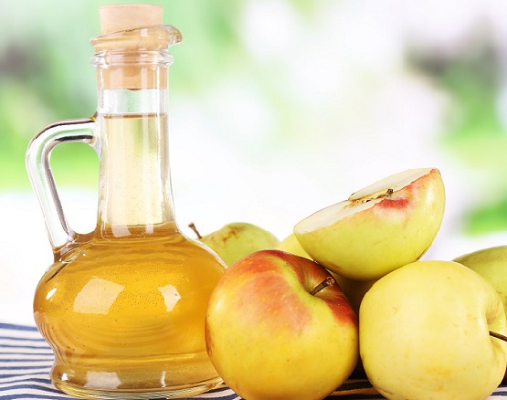 польза яблочного уксуса для волос
