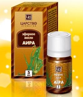 эфирное масло аира для укрепления волос