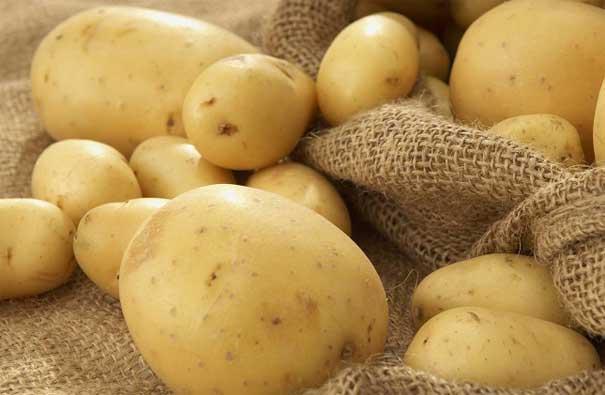 картофель для волос, польза, фото