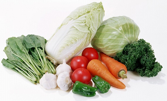 полезные овощи для роста волос