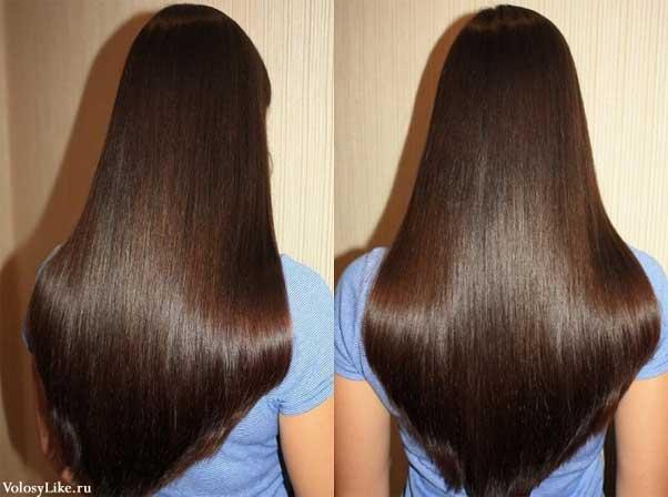 ламинирование волос кокосовым молоком, фото, отзывы