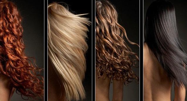 тест какой тип волос, какие типы бывают,