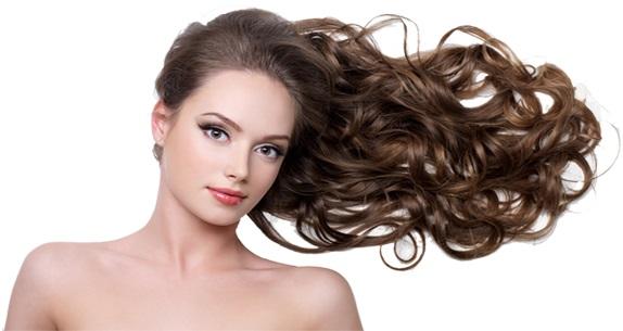 как сделать волосы густыми, пышные волосы, сделать длинные волосы объемными