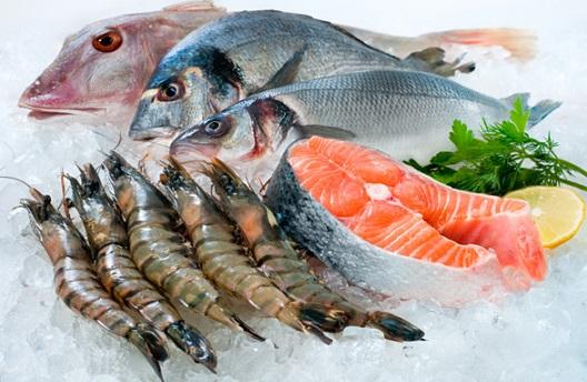 рыба и морепродукты от выпадения волос