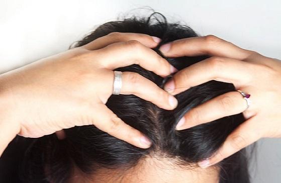 массаж против выпадения волос в домашних условиях, массаж своими руками