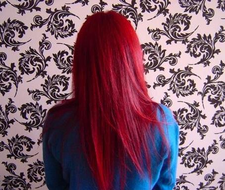 окрашивание волос хной фото, волосы после хны