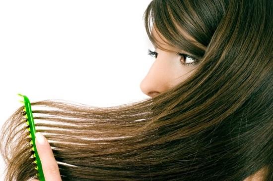 хмель для роста волос, длинные волосы