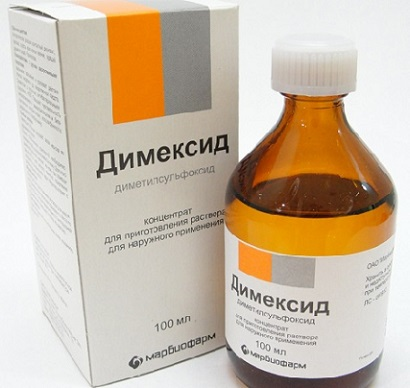 применением димексида для волос, димексид для роста волос