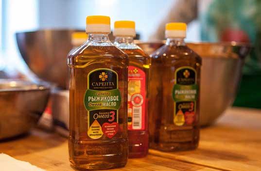 польза и применение рыжикового масла, купить