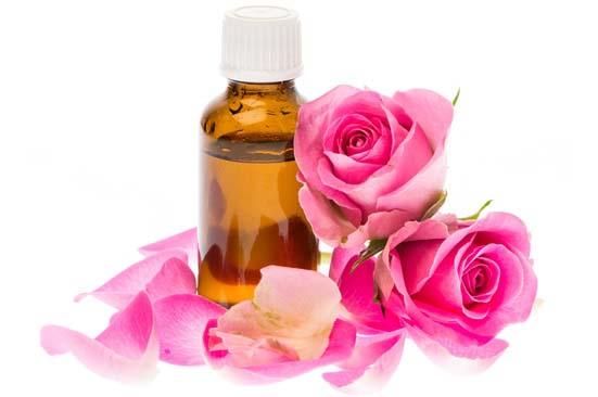 польза масло розы в косметологии