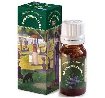 применение можжевелового эфирного масла для волос
