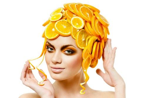 рецепты масок для волос с апельсиновым маслом