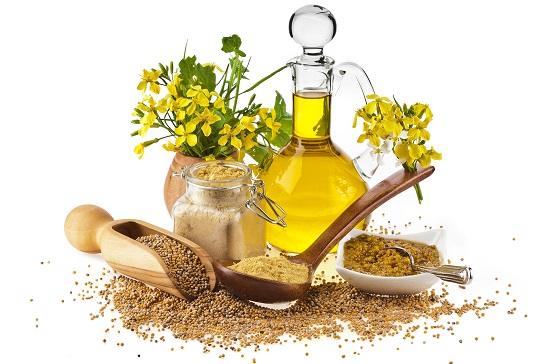горчичное масло для волос, рецепты масок с горчицей