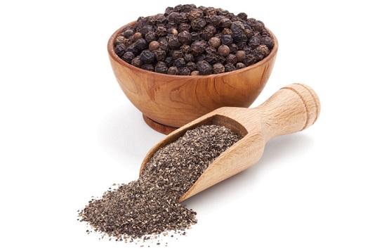 полезные свойства черного перца, черный перец для волос, масло черного перца