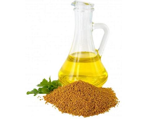 полезные свойства, состав масла горчицы, масло из зерен горчицы