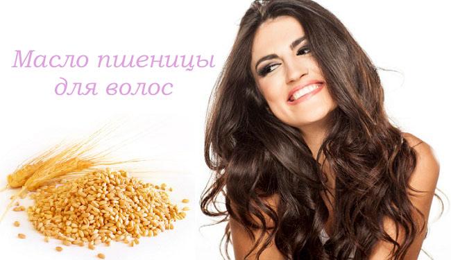 рецепты масок на масле пшеницы в домашних условиях