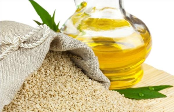 кунжутное масло для волос, свойства кунжутного масла