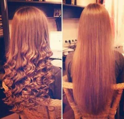 волосы до и после babyliss, фото
