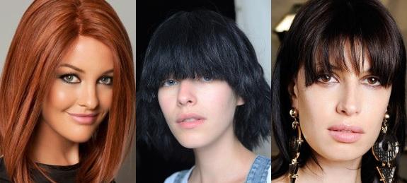 гранж стрижка на средние волосы