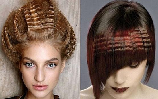 как сделать прическу гофре на волосах, фото